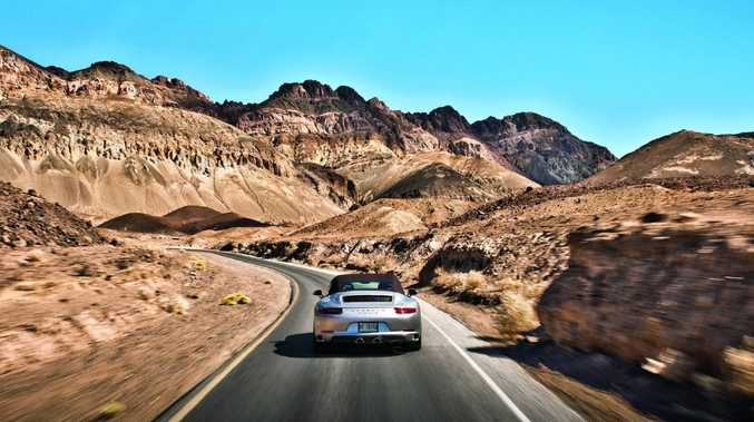 Porsche has a new road trip app.