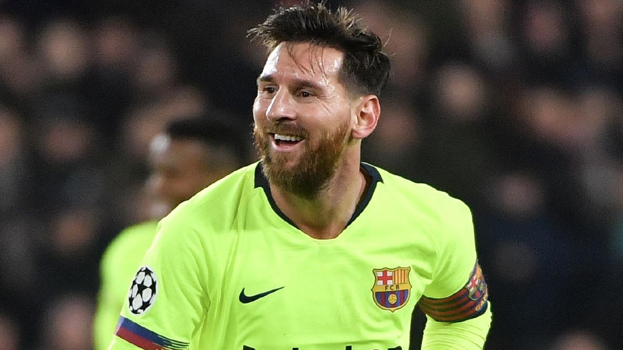 Messi didn't even make the podium.