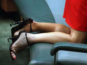 Julie Bishop wows with killer $1570 heels