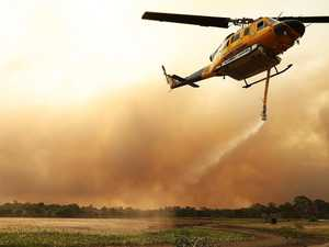 Canberra's air support for bushfire crisis