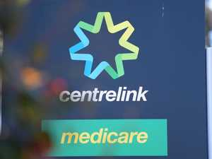 Centrelink evacuated following gas scare