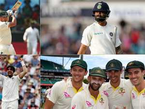 Stat Attack: How Aussies and India match up