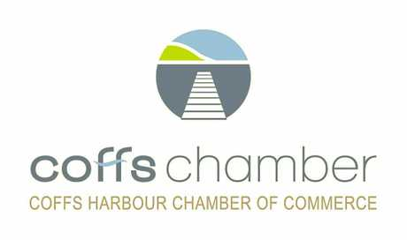 Coffs Harbour Chamber of Commerce logo