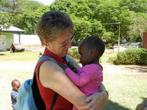 Volunteering in Africa: 'I didn't want to leave'