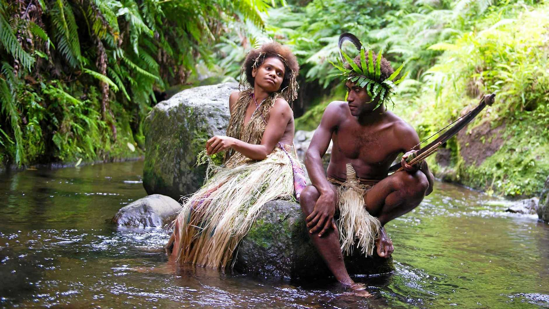 Some of the workers appeared in the film Tanna, which traces a love story on the tropical Vanuatuan island.