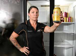 Thieves 'with taste' empty fridge, leave behind XXXX