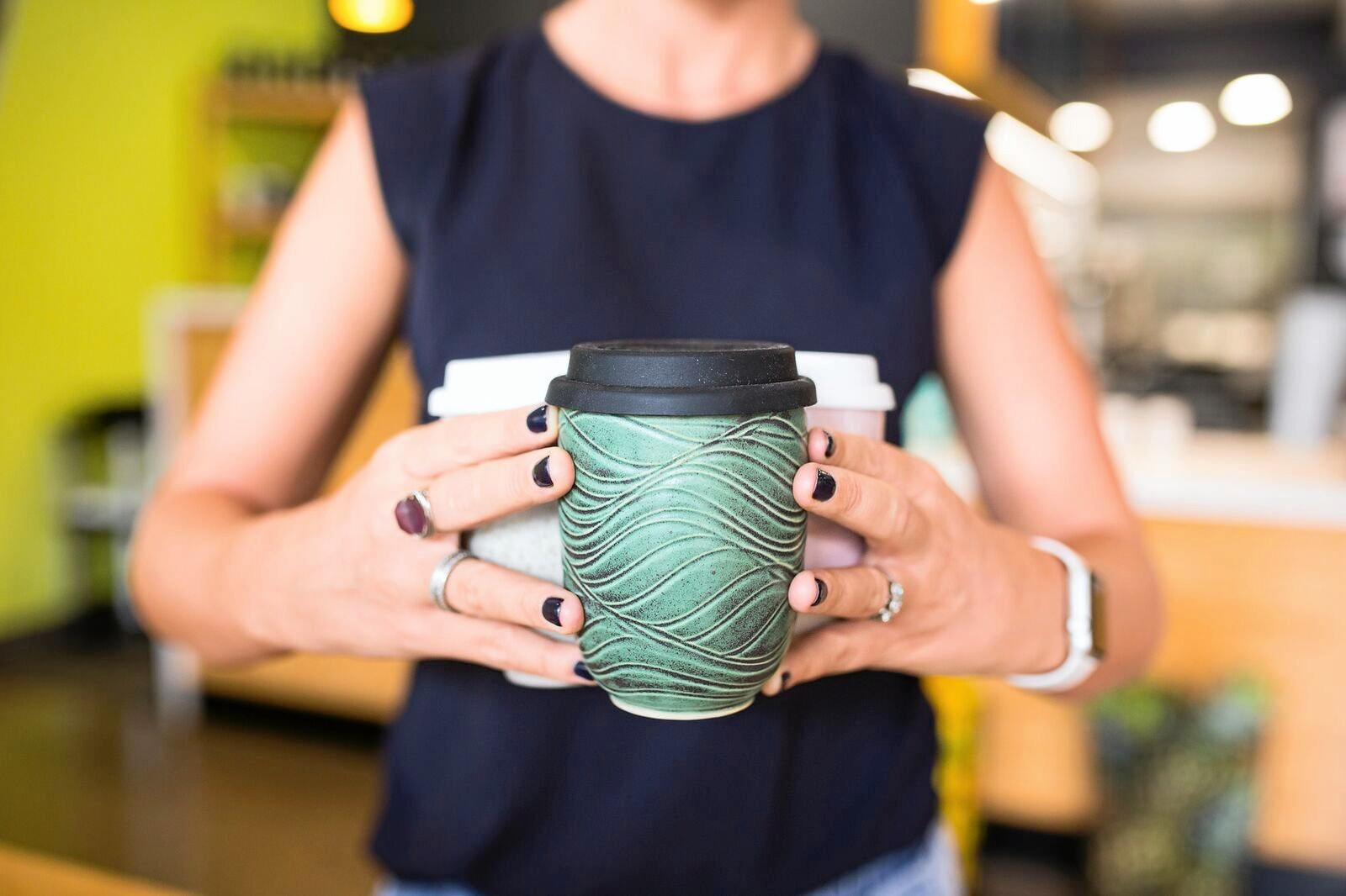 Raw Energy is working to improve sustainability across its cafes.