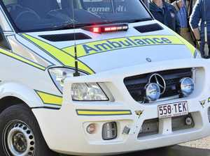 Three kids hospitalised in school bus crash