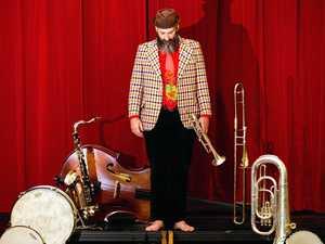 All you need is Jazz and Gumbo in Nimbin