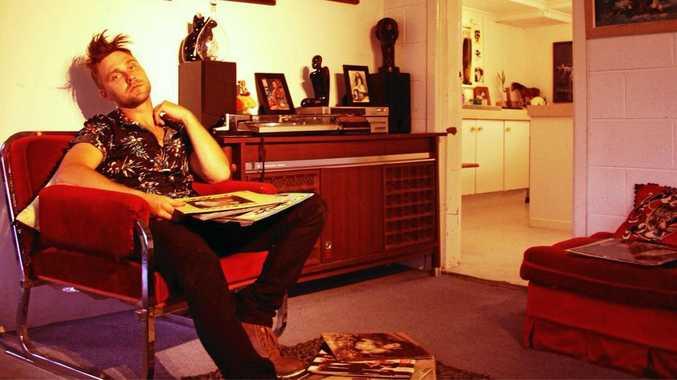 IN THE LION'S DEN: Paul Appelkamps is Northern Rivers singer songwriter Lionheir.