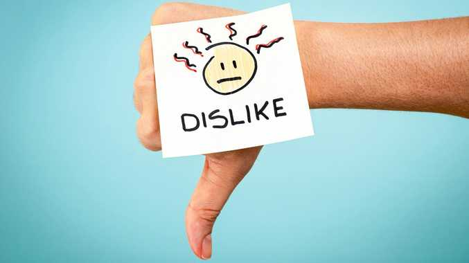 NOT HAPPY JAN: Should there be a 'dislike' button on social media platforms?