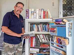 Glen Aplin's own Book Exchange