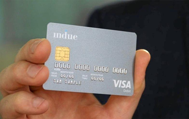 OFF THE LIST: Certain Hervey Bay businesses will be able to accept food purchases on the cashless welfare card (pictured) but the list compiled by Indue says alcohol purchases at the locations are restricted.