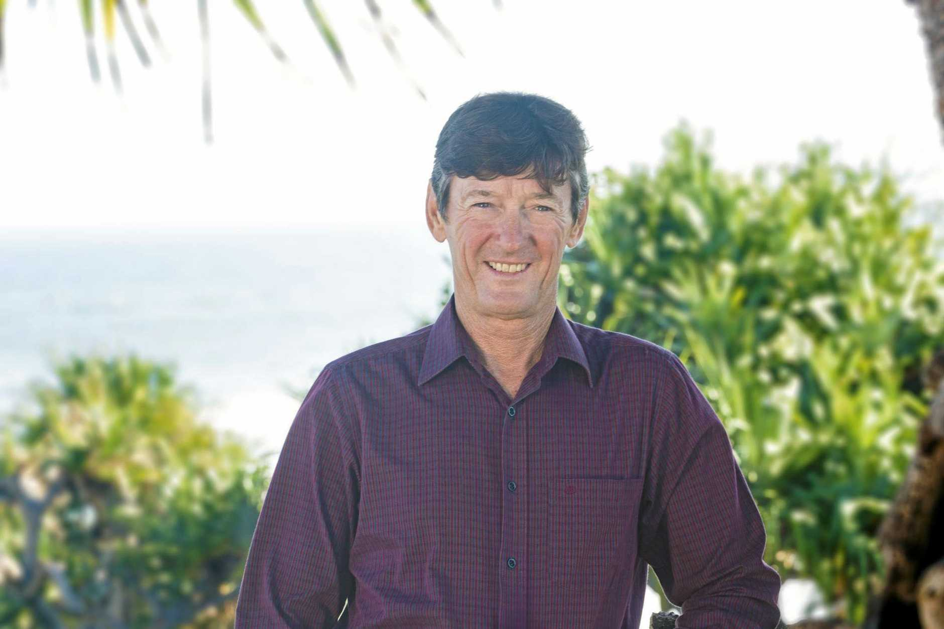 CANDIDATE: Bill Fenelon will run for the seat of Tweed.