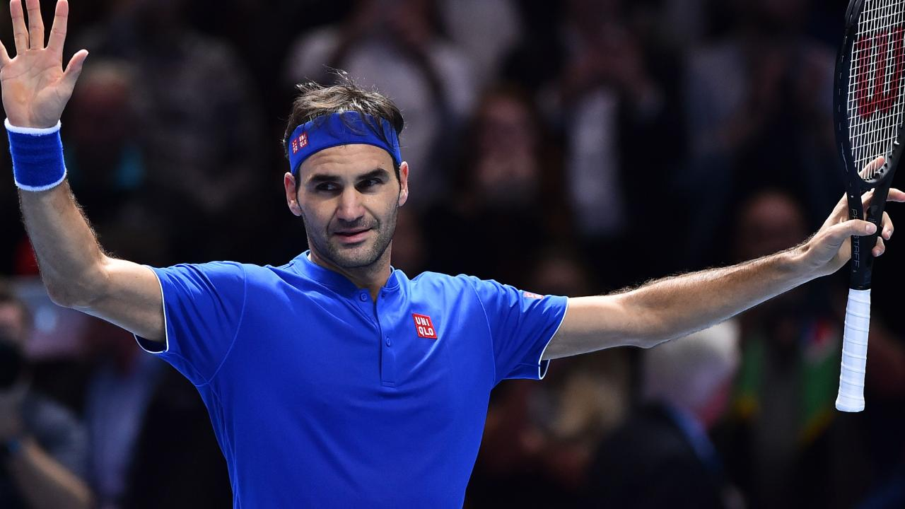 Roger Federer may be able to save his ageing legs in the fifth set.