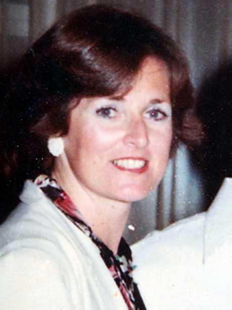 Lyn Dawson in October 1980 aged 33.