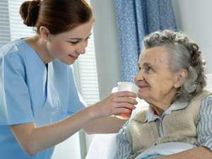 Bad food main complaint in nursing homes