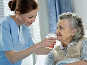 Bad food main complaint in nursing homes