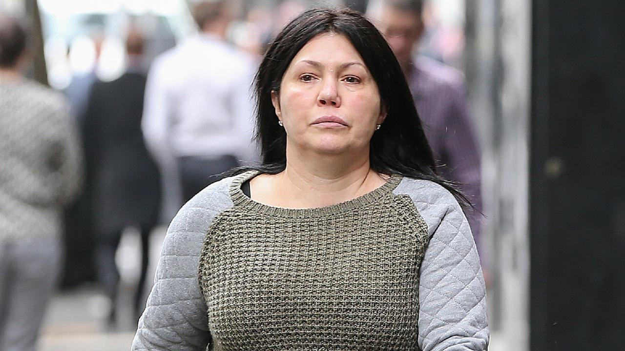 Roberta Williams is fighting to save her former Essendon home. Picture: Ian Currie