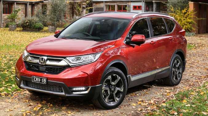 2018 Honda CR-V VTi-LX.