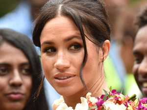 'Meghan Markle ghosted me'