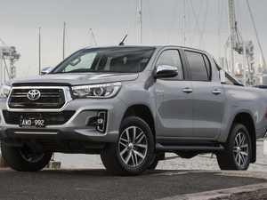 Utes dominate as Australia's most popular cars revealed
