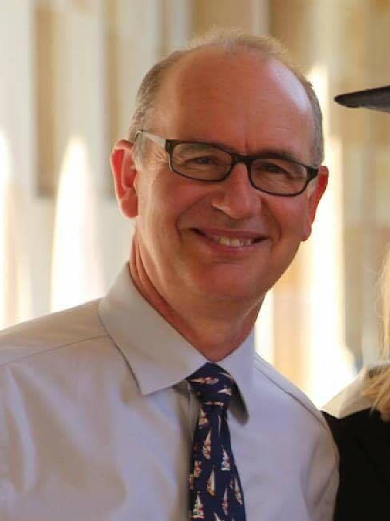 Dr Andrew Bryant.
