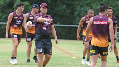 Seibold has wasted no time spelling out his expectations. (AAP image, John Gass)
