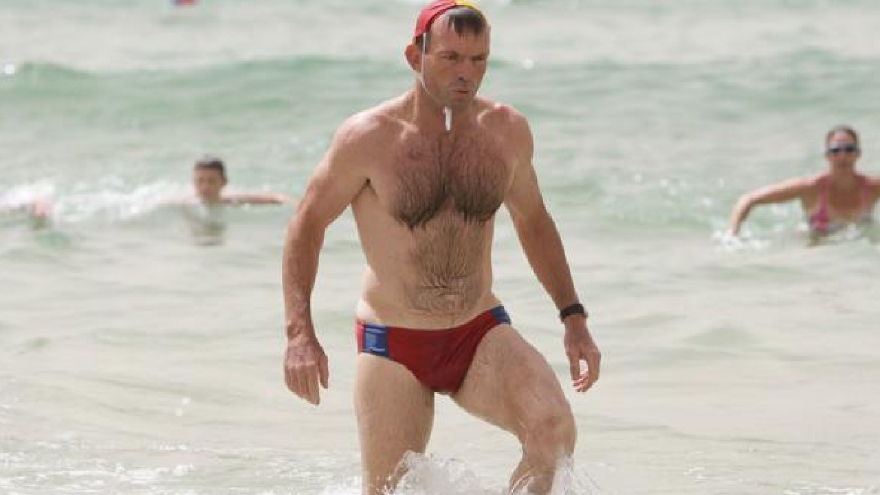 These Speedos could be part of a future Abbott Library's collection.