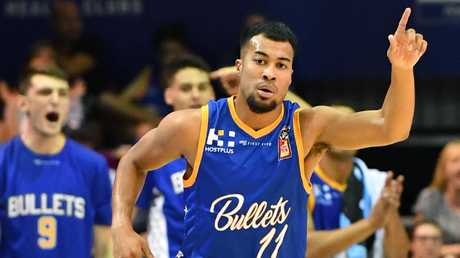 Stephen Holt has left the Brisbane Bullets.