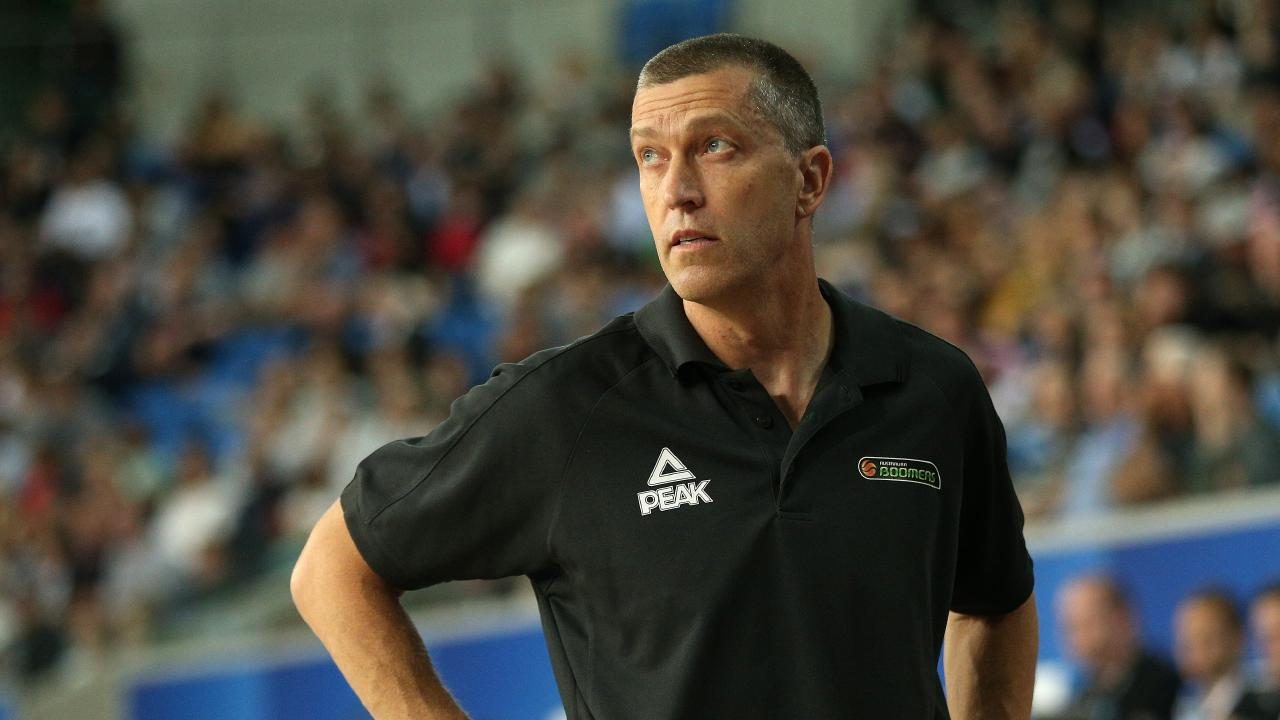 Andrej Lemanis is optimistic there are exciting times ahead for the Bullets.