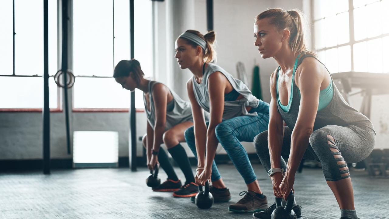 "Are these gym outfits ""courteous""? Picture: iStock"