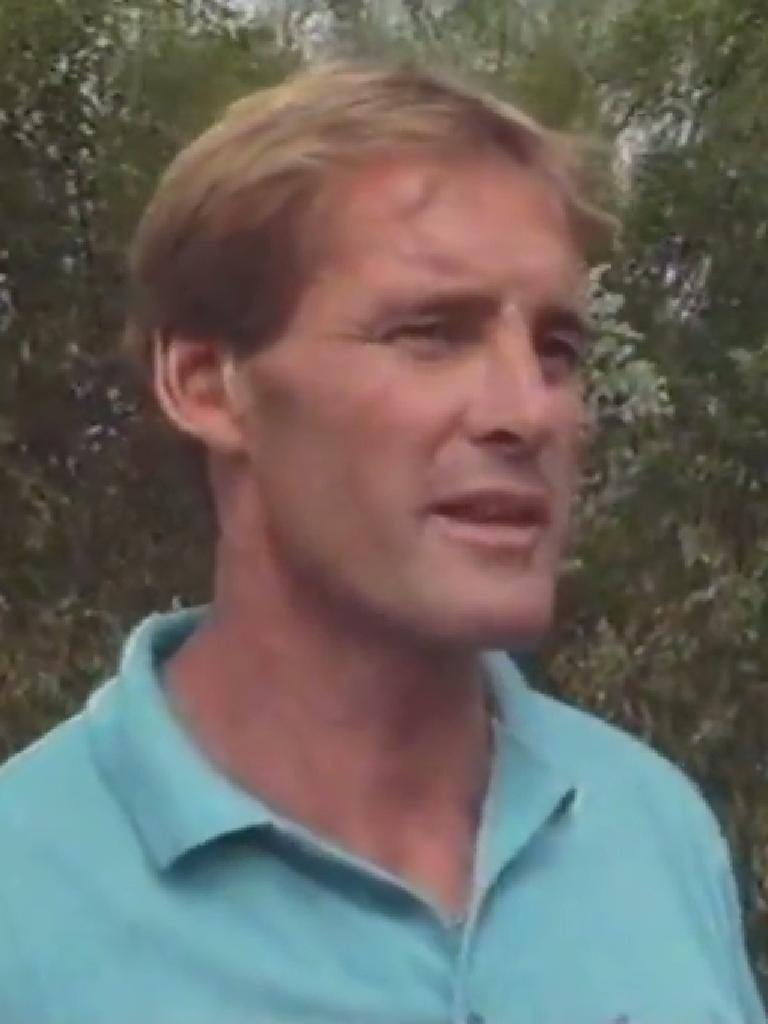 A file photo of Chris Dawson.