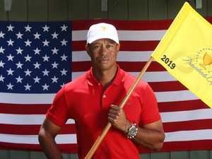 Tiger on prowl for Presidents Cup success