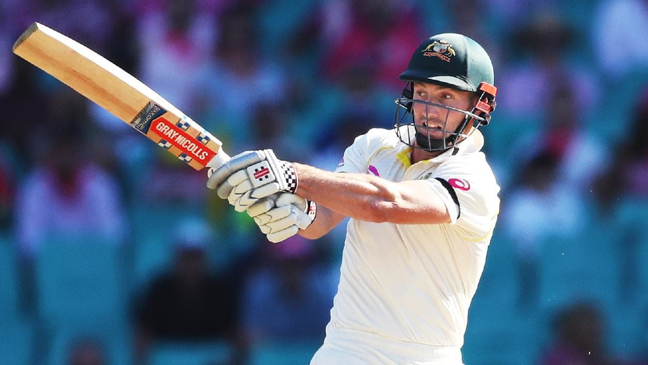 Shaun Marsh is not a lock for Ashes, says Ricky Ponting. Picture: Phil Hillyard
