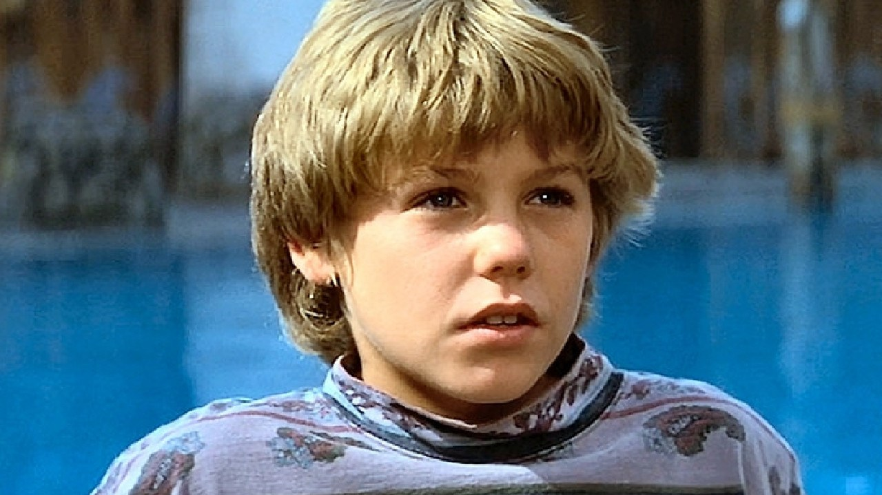 Jason James Richter in Free Willy.
