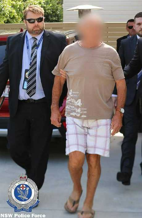 Chris Dawson has been arrested in Queensland on behalf of NSW Homicide Squad detectives investigating the 1982 disappearance of Northern Beaches wife and mother, Lynette Joy Dawson. Picture: NSW Police