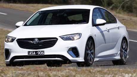 The Holden Commodore continues to experience poor sales compared to the locally made model. Picture: Supplied