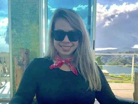 Carla Stefaniak was celebrating her birthday in Costa Rica. Picture: Facebook