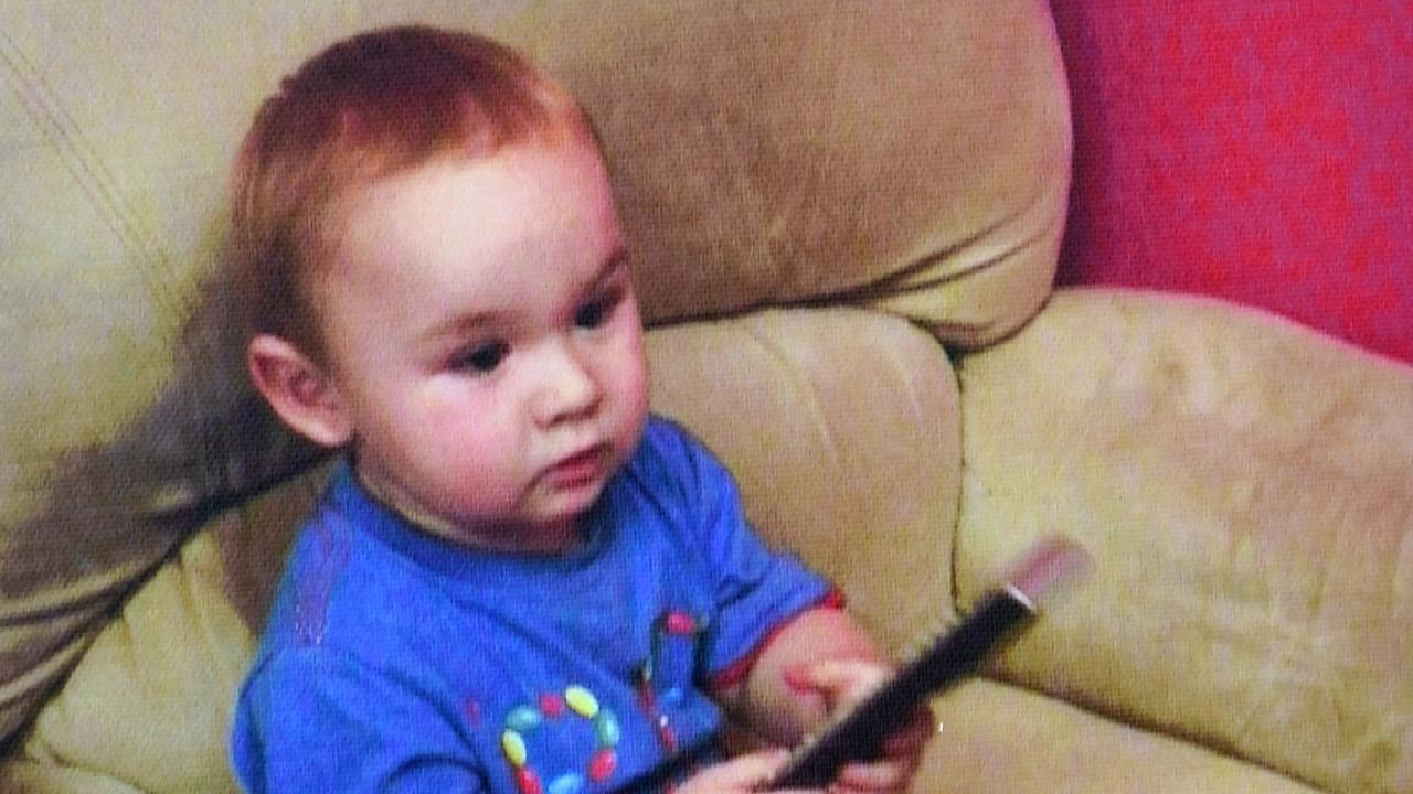 Mason Parker was only 17 months old when he was murdered.