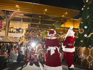 Toowoomba's CBD Christmas