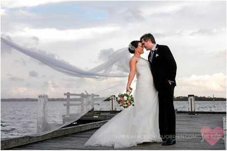 CONGRATULATIONS: Lara Knight has married Stephen Conaghan.