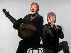 Soft-rock kings Air Supply to tour Oz