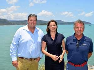 Opposition Leader in town to talk tourism