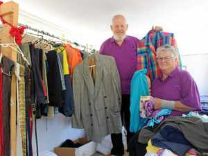 Van with a plan: free clothes for those in need