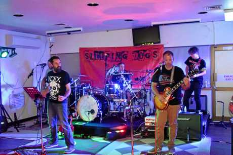 The Sleeping Dogs at the Warwick RSL.