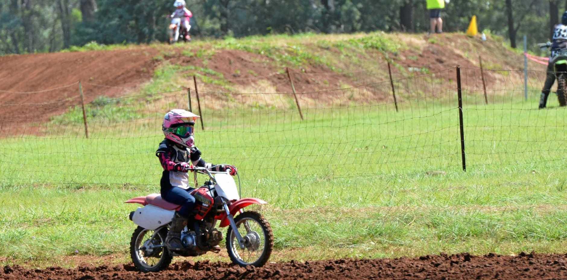 RACING RETURNS: Kingaroy will host a junior race in 2019.