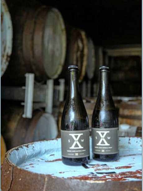 Stone & Wood has released a new beer, SWX, to celebrate 10 years of beers.