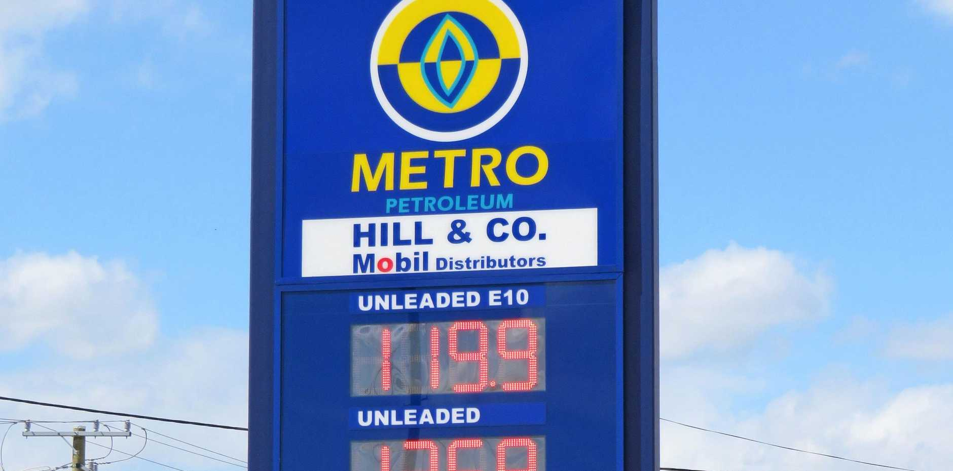Metro Petroleum in West Ipswich is consistently one of the cheapest in Ipswich.
