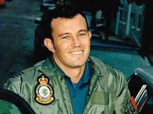 Former RAAF officer follows military plane's final flight